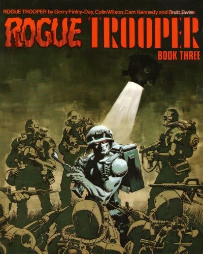 Rogue Trooper Book 3
