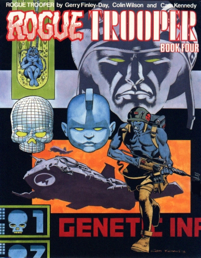 Rogue Trooper Book 4