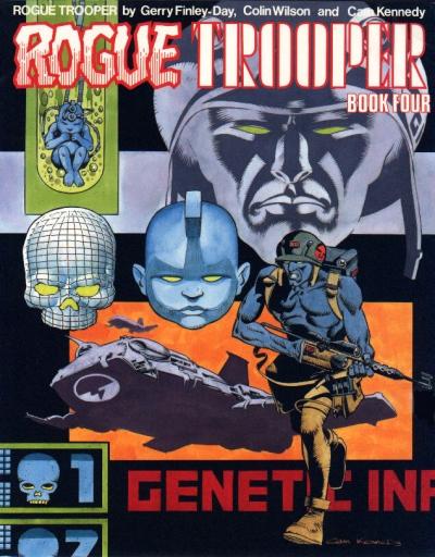 Rogue Trooper Book 4