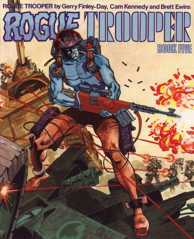 Rogue Trooper Book 5