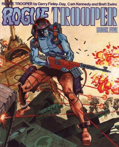 Rogue Trooper Book 5