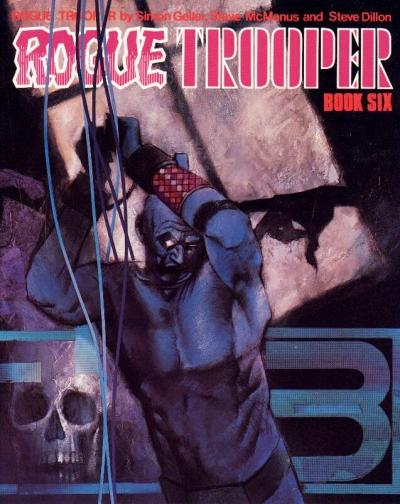 Rogue Trooper Book 6