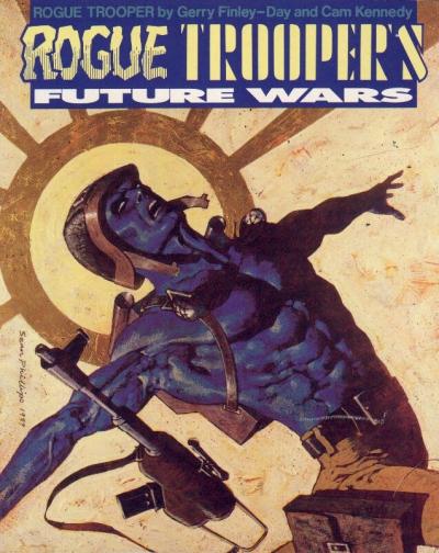 Rogue Trooper Book 7: Future Wars