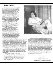 Strange Portfolio by Marshall Rogers inlay