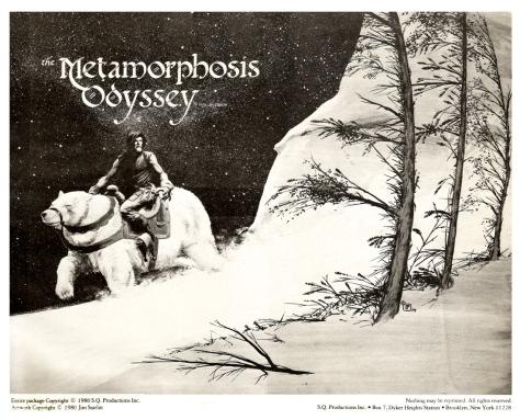 The Metamorphosis Odyssey Portfolio