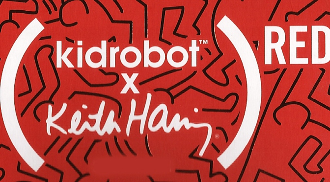 Kidrobot X Keith Haring Special Edition