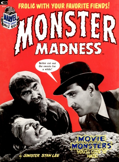 Monster Madness issue 2
