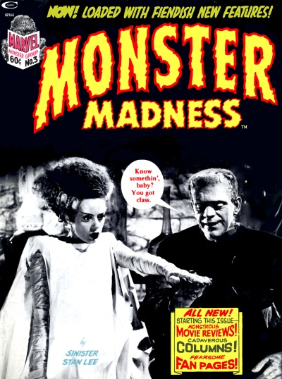 Monster Madness issue 3