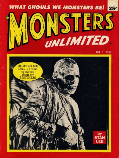 Monsters Unlimited 05 cover