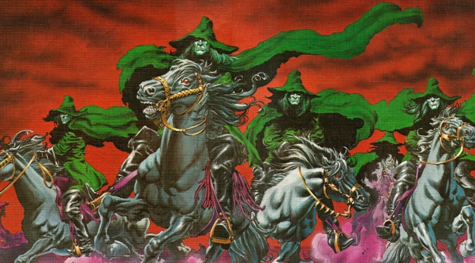 Weirdworld: Warriors of the Shadow Realm Portfolio (1979)