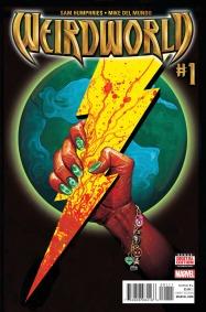 Weirdworld (2016) issue #1