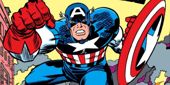 Captain America issue 193