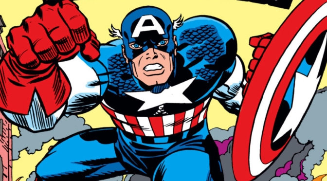 Captain America #193, January 1976