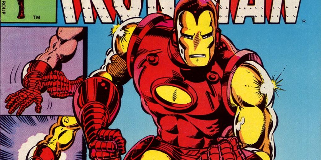 Iron Man issue 126