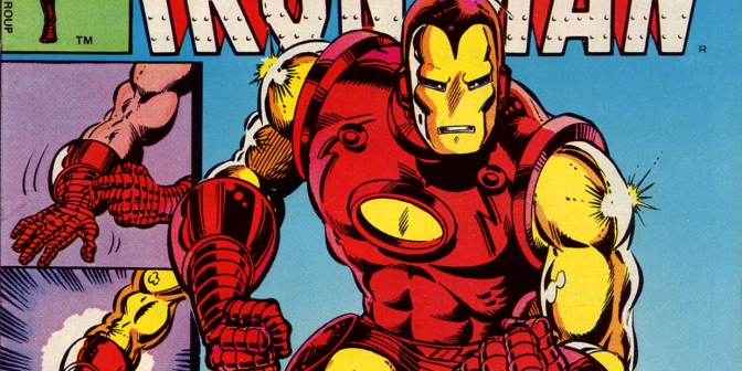 Iron Man issue 126