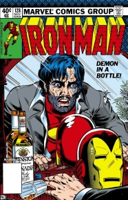 Iron Man issue 128