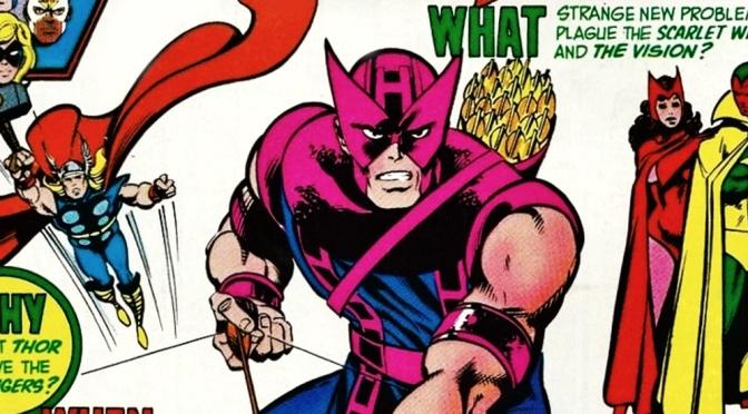 The Avengers #189, November 1979