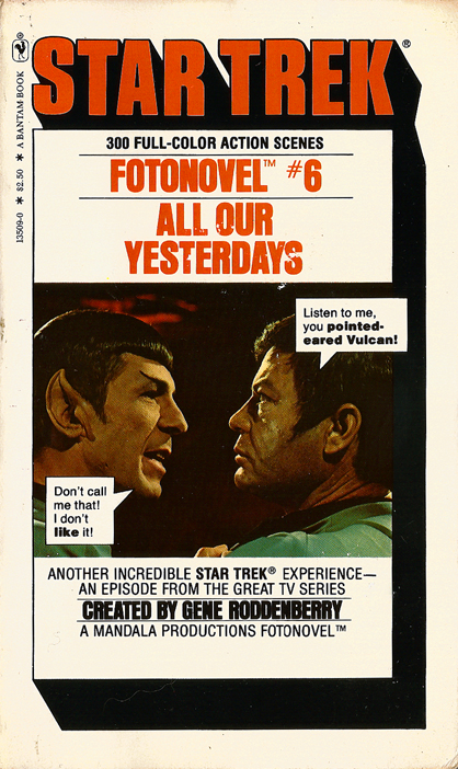 star-trek-fotonovel-6-all-our-yesyerdays