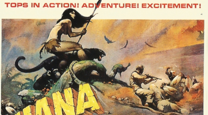 Frazetta II: The Legend Continues Trading Cards #61-80 (1993)