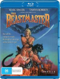 The Beastmaster is available on region B Blu ray