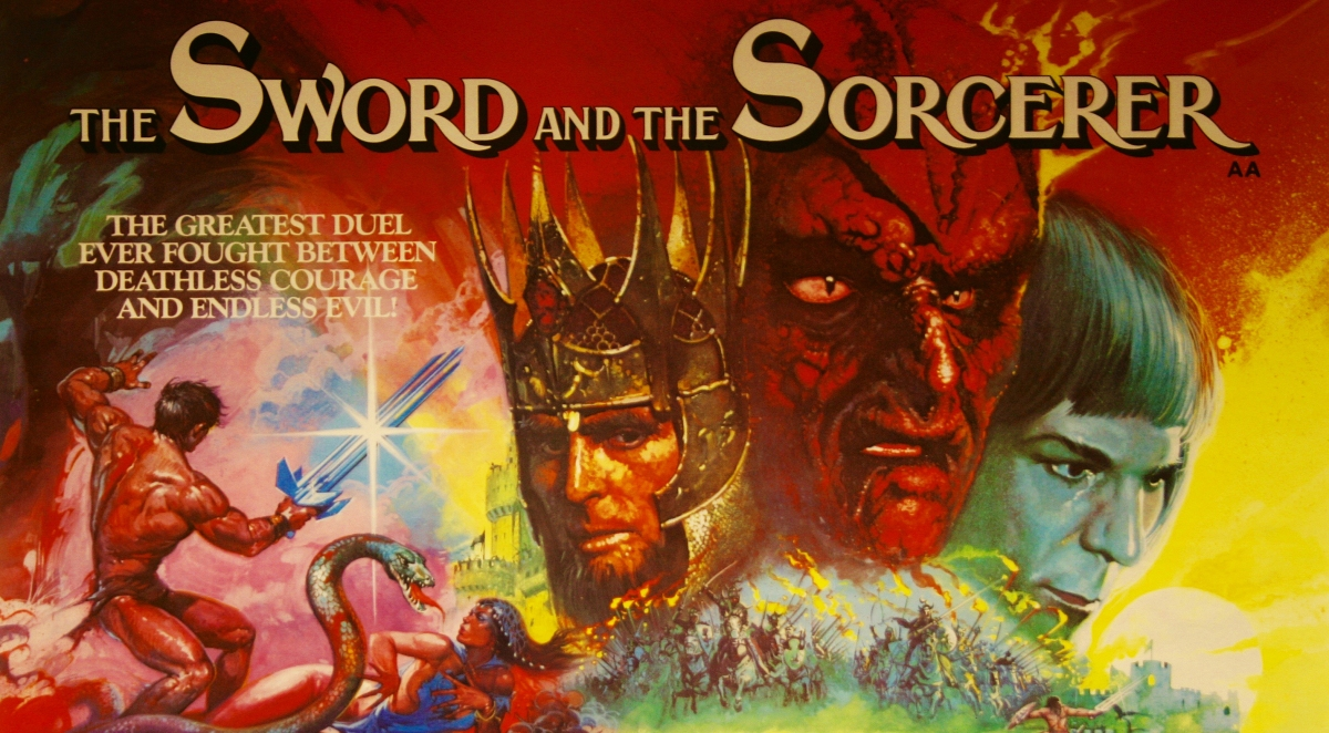the sword and the sorcerer 1982 taint the meat� its