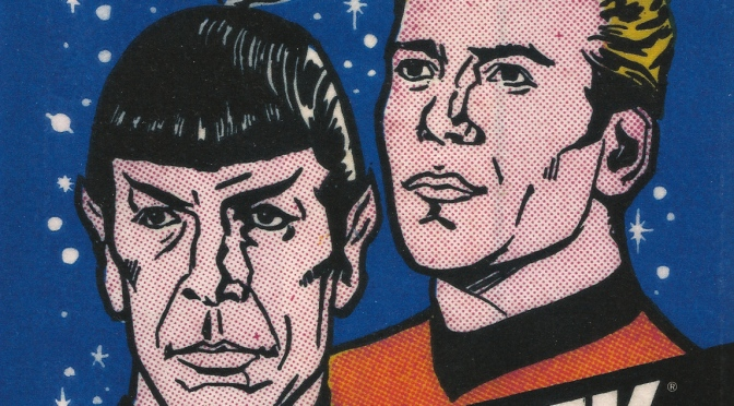 Star Trek: The Original Topps Trading Cards