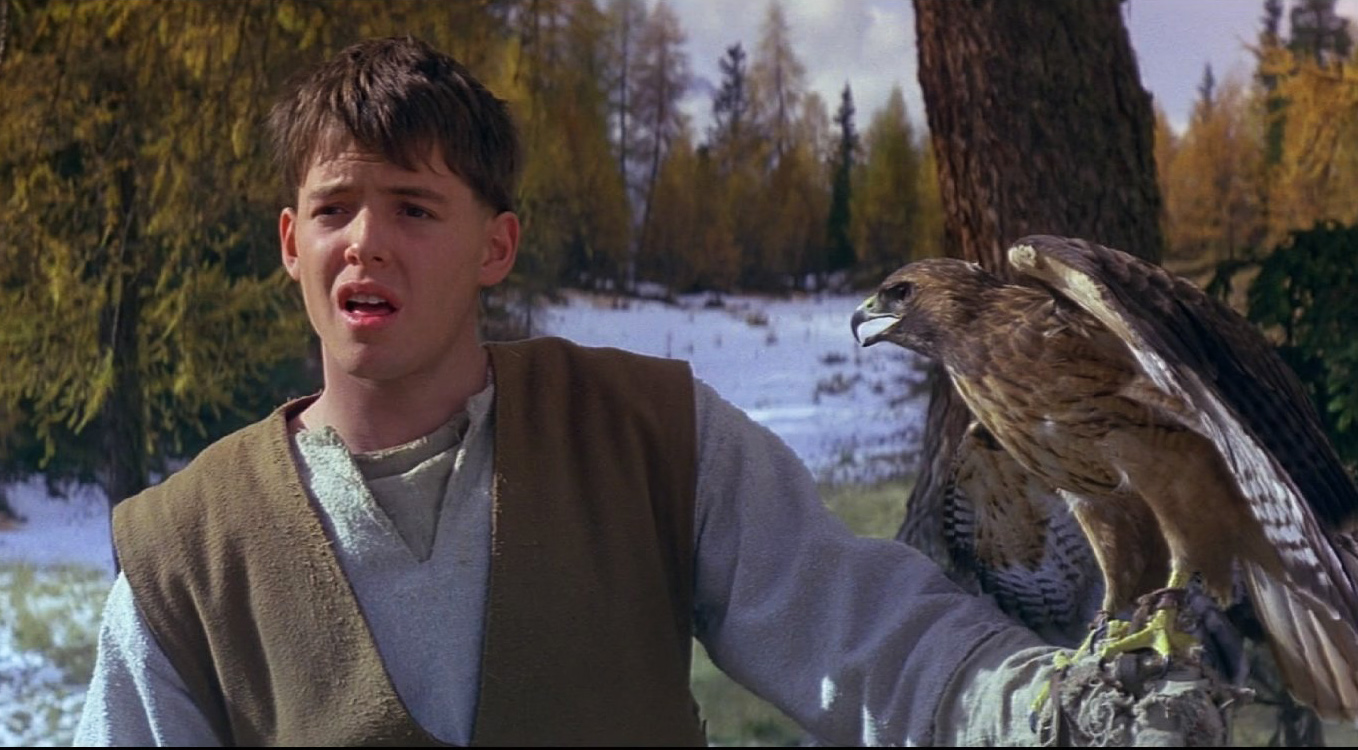 Ladyhawke 1985 Tain T The Meat It S The Humanity Ladyhawke