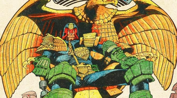 2000AD comic, Prog #204 (21st March 1981)