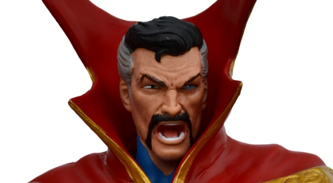 Doctor Strange Statue (Diamond Select Toys, 2017)
