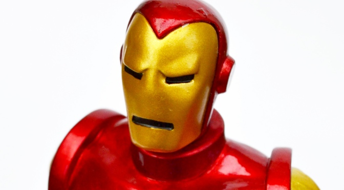 Iron Man Statue (Diamond Select Toys, 2017)