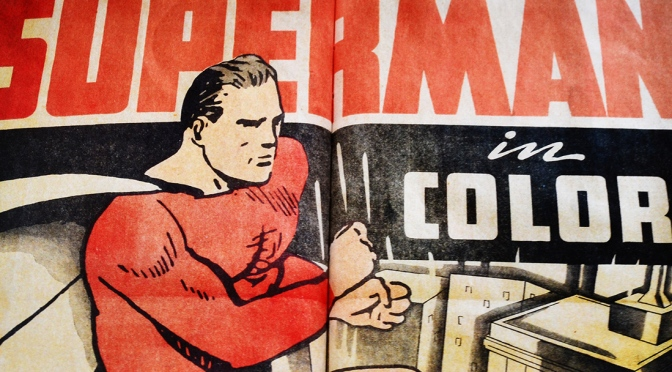 The Little Book of Superman (Taschen, 2016)