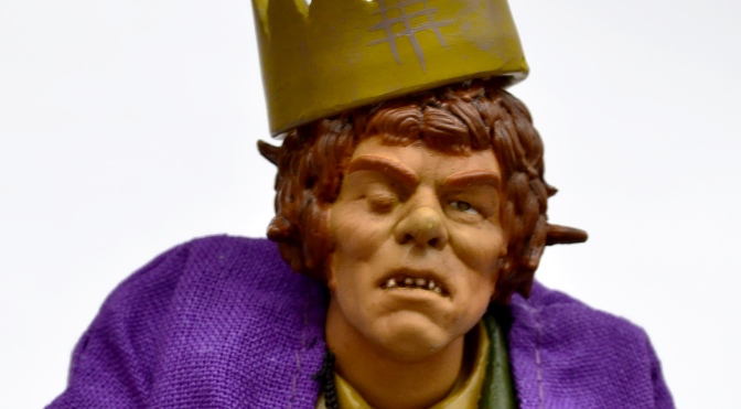 Universal Studios Monsters: The Hunchback of Notre Dame action figure by Sideshow Toy (2000)