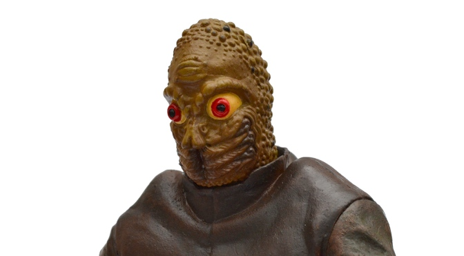 Universal Studios Monsters: The Mole People action figure by Sideshow Toy (2000)
