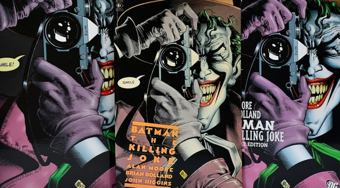 REVIEWED: Absolute Batman: The Killing Joke