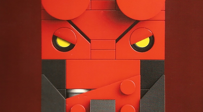 Hellboy Kit by Mega Bloks