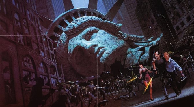 Escape from New York, movie posters (1981)