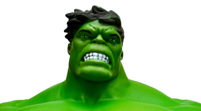 REVIEWED: The Incredible Hulk Statue (Diamond Select Toys)