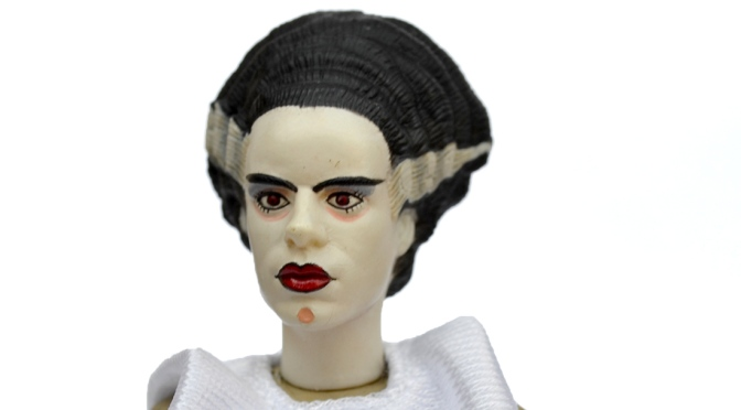 Universal Studios Monsters: Bride of Frankenstein action figure by Sideshow Toy (1999)